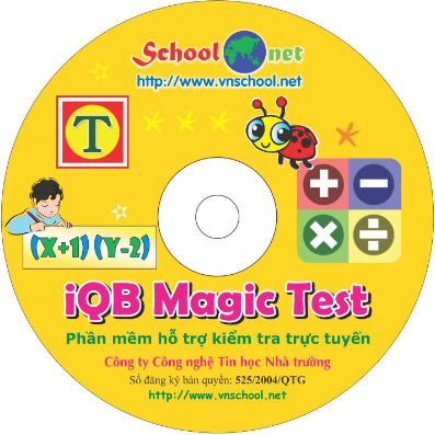 iQB Magic Test